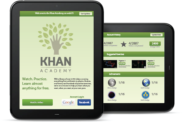 Image result for Khan Academy app